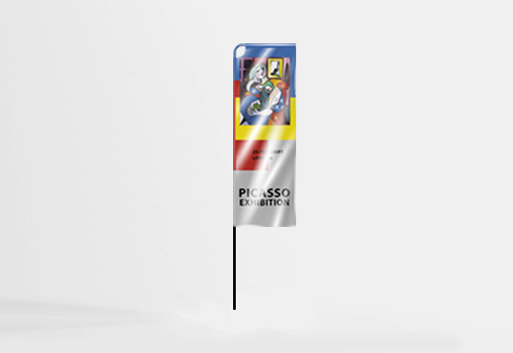 Bandeira Reta 300