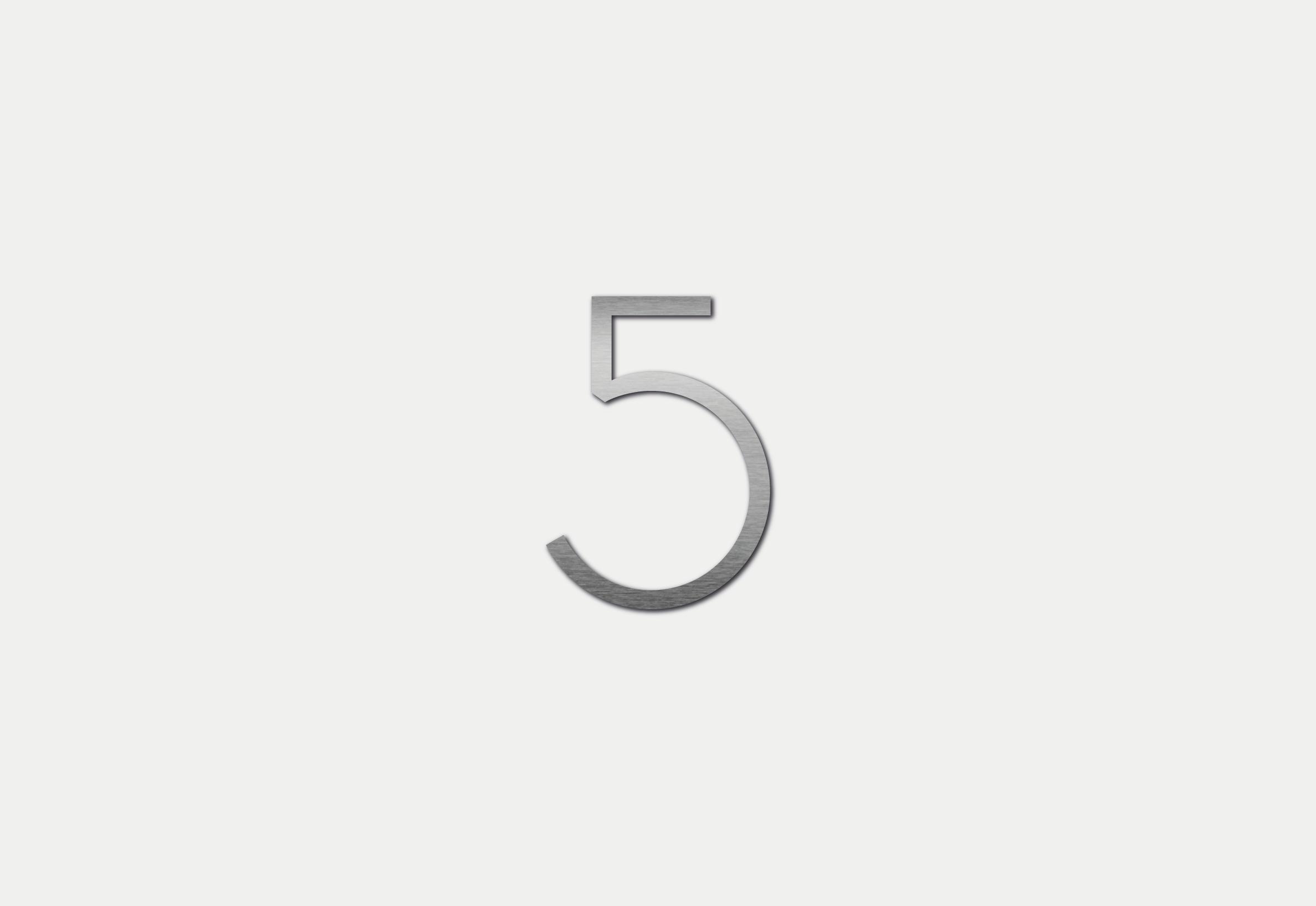 Número 5 em ACM