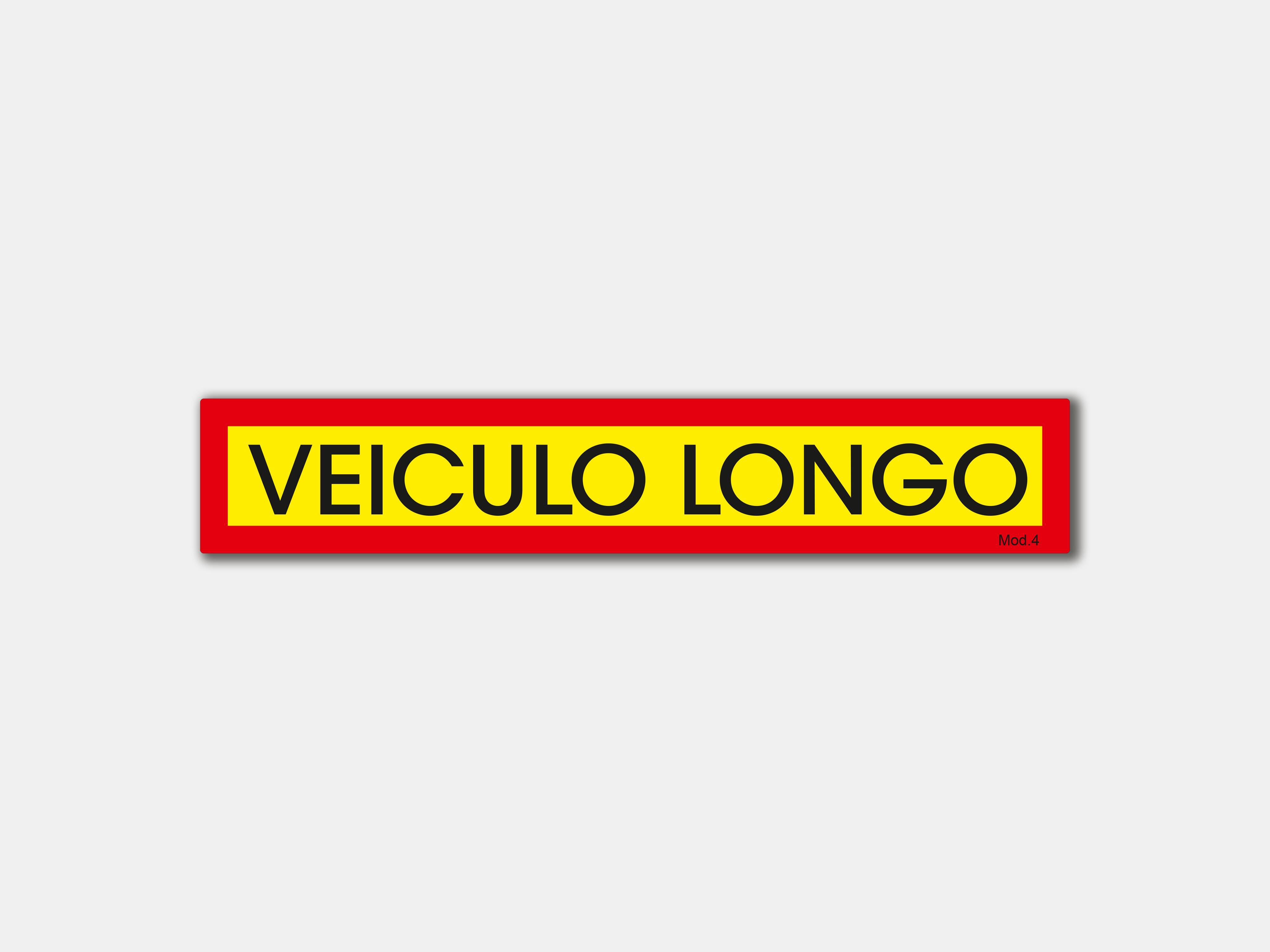 Veículo Longo mod.4 0