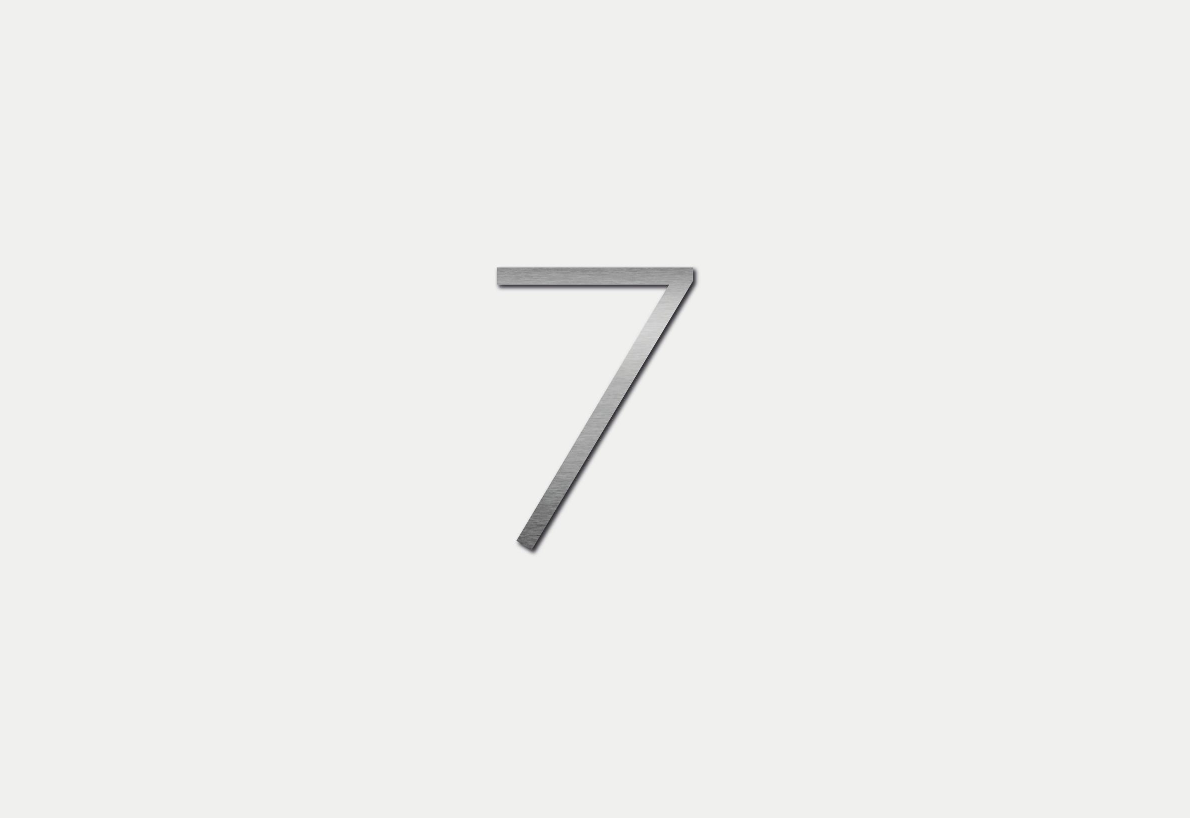 Número 7 em ACM