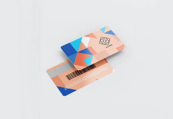 Cartões Promocionais em PVC