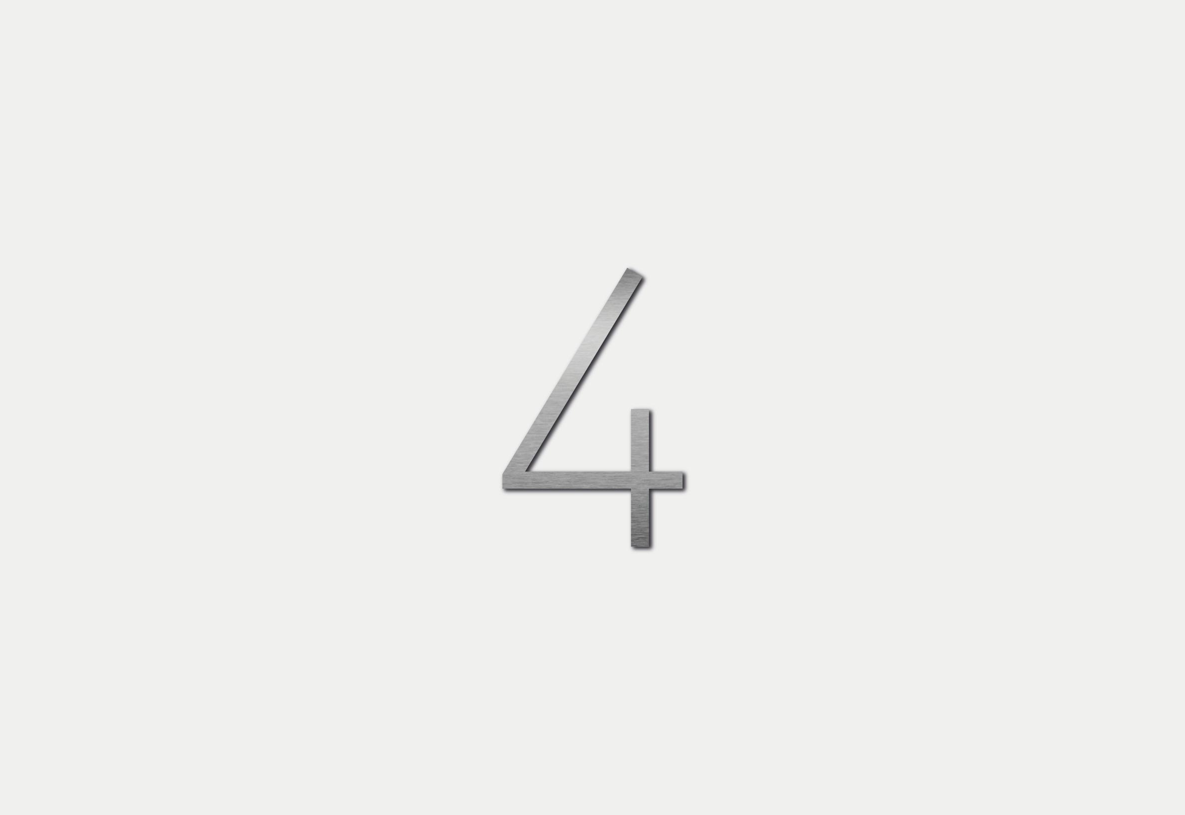 Número 4 em ACM