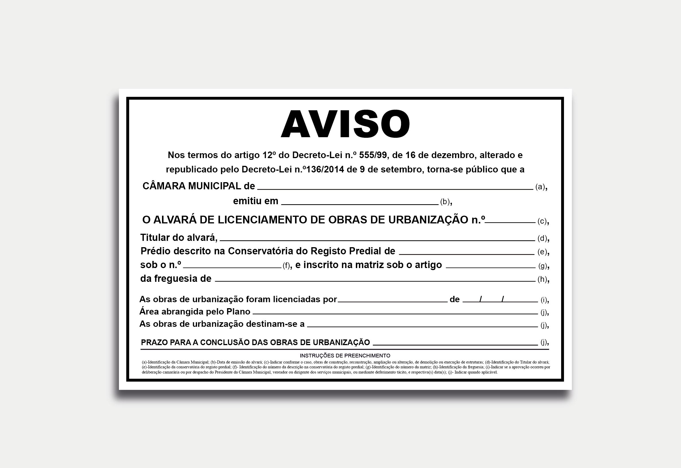 Licenciamento MOD-URB