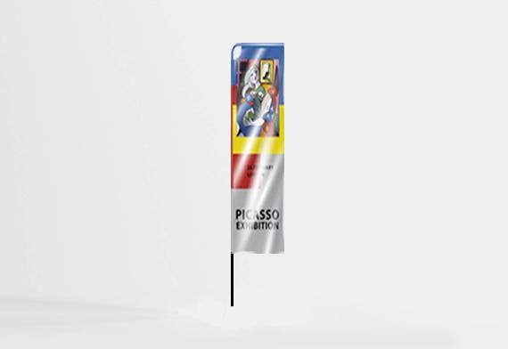 Bandeira Reta 420