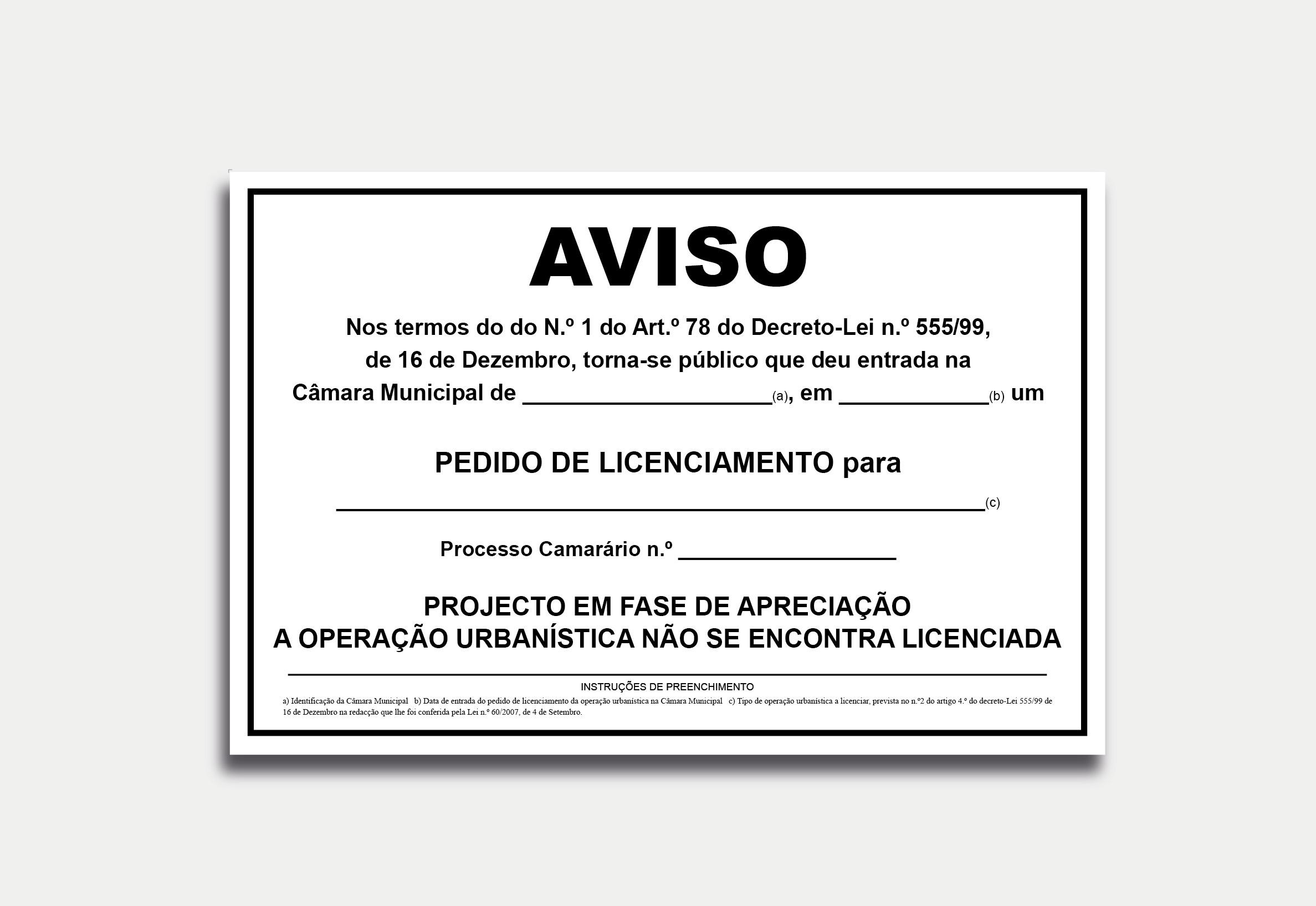Licenciamento MOD-940